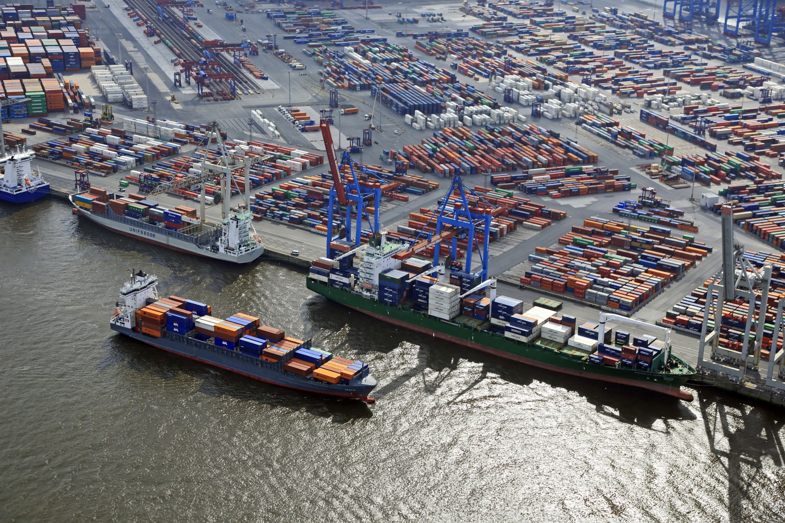 Hamburger Hafen Ag
