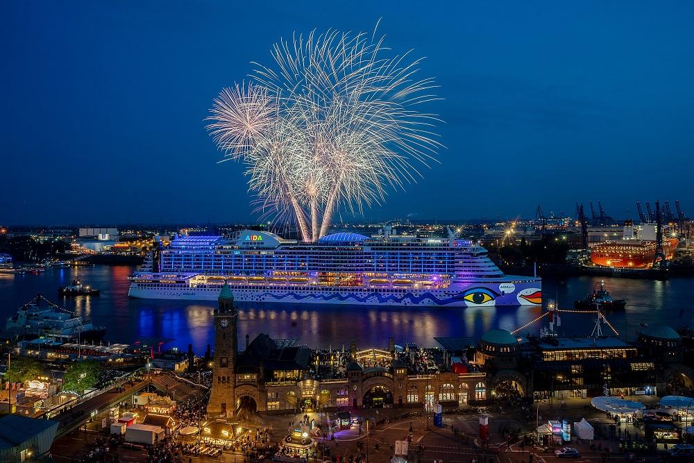 Hafenfest In Hamburg 2021