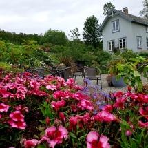 Cafe im Botanischen Garten Tromsø
