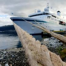 MS Deutschland in Tromsø