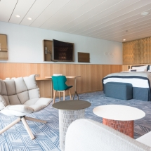 Mein Schiff 1 TUI Cruises Taufe in Hamburg-Suite