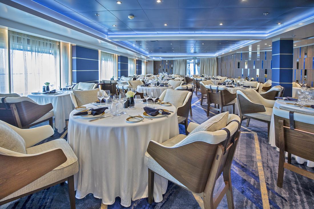 Seven Seas Navigator: Upgrade für die öffentlichen Bereiche und Suiten